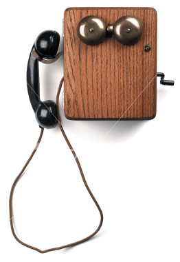 An early atonal telephone