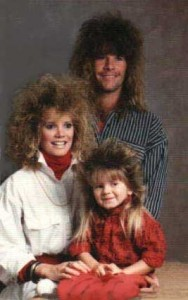 The family that mullets together...