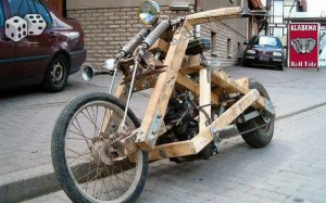 Steampunk Motorcycle?